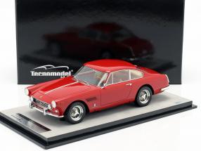 Ferrari 250 GTE 2+2 year 1962 corsa red 1:18 Tecnomodel
