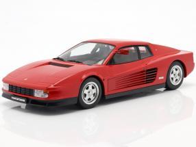 Ferrari Testarossa Monospecchio year 1984 red