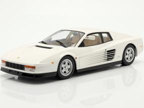 Ferrari Testarossa Monospecchio US version year 1984 white