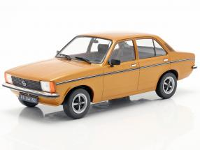 Opel Kadett C2 Year 1977 gold 1:18 Triple9