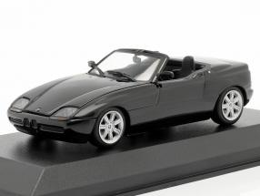 BMW Z1 (E30) year 1991 black metallic 1:43 Minichamps