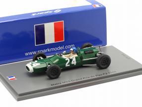 Jacky Ickx Matra MS5 #24 GP de Pau formula 2 1966 1:43 Spark