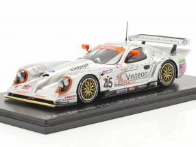 Panoz Esperante GTR-1 #45 24h LeMans 1998 Brabham, Wallace, Davies 1:43 Spark