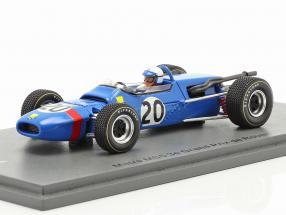 Jo Schlesser Matra MS5 #20 3rd GP de Rouen formula 2 1967 1:43 Spark