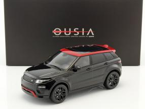 Range Rover Evoque HSE Dynamic Lux santorini black 1:18 Kyosho / 2nd choice