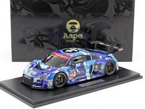 Audi R8 LMS #48 Winner Race 2 LMS Cup Sepang 2016 Mortara 1:18 Tarmac Works