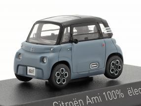 Citroen Ami 100% electric year 2020 my ami blue 1:43 Norev