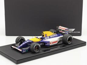 Riccardo Patrese Williams FW14B #6 formula 1 1992 1:18 GP Replicas