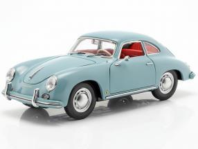 Porsche 356A 1500 GS Carrera GT year 1957 light blue 1:18 SunStar