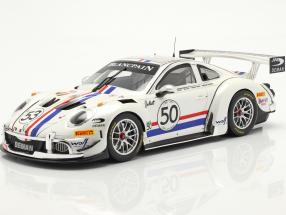 Porsche 911 GT3 Cup MR #50 24h Spa 2019 1969 tribute 1:18 Spark
