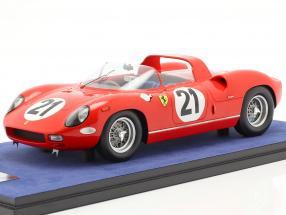 Ferrari 250P #21 Winner 24h LeMans 1963 Bandini, Scarfiotti 1:18 LookSmart