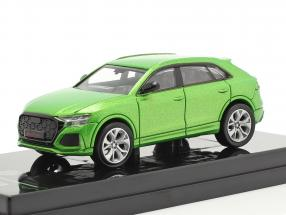 Audi RS Q8 year 2018 java green metallic 1:64 Paragon Models
