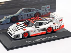 Porsche 935 #6 Winner 24h Daytona 1983 Henn's Swap Shop Racing 1:43 Spark