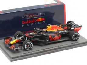 Alexander Albon Red Bull Racing RB16 #23 Barcelona Test formula 1 2020 1:43 Spark