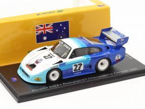 Porsche 935 K4 #27 Australian GT Championship Adelaide 1983 A. Jones 1:43 Spark