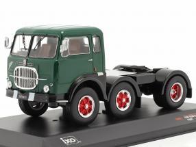 Fiat 690 T1 Truck Baujahr 1961 grün / schwarz 1:43 Ixo