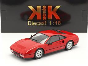 Ferrari 328 GTB Construction year 1985 red 1:18 KK-Scale