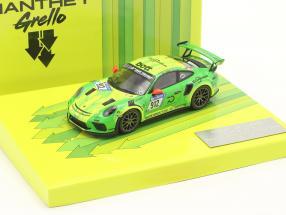 Porsche 911 (991) GT3 RS Manthey #912 Demo Run Goodwood 2018 1:43 Minichamps