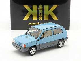 Seat Panda 35 MK I year 1980 light blue 1:18 KK-Scale