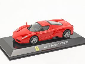 Ferrari Enzo year 2002 red 1:43 Altaya