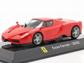 Ferrari Enzo year 2002 red 1:43 Altaya