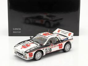 Lancia 037 Rally #16 3rd Rallye Costa Smeralda 1983 Cunico, Bartolich 1:18 Kyosho