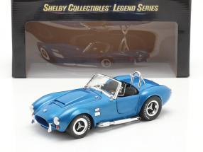 Shelby Cobra 427 Super Snake Baujahr 1966 blau 1:18 ShelbyCollectibles