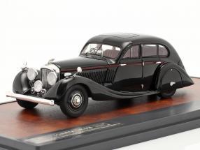 Bentley 4,5 litre Gurney-Nutting Airflow Saloon 1936 black 1:43 Matrix