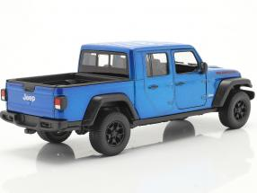 Jeep Gladiator Rubicon Pick-Up year 2020 blue metallic