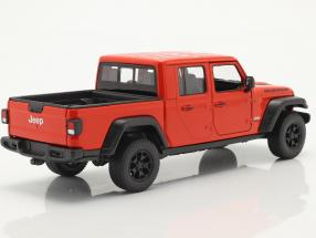 Jeep Gladiator Rubicon Pick-Up year 2020 orange red