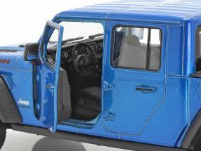 Jeep Gladiator Rubicon Pick-Up year 2020 blue metallic