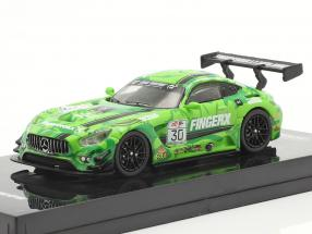 Mercedes-Benz AMG GT3 #30 eRacing season 1 HongKong GP