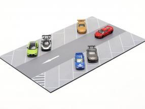Parking Lot Pad Type B 40 x 25 cm 1:64 TrueScale