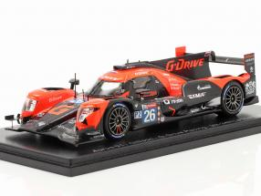 Aurus 01 #26 9th 24h LeMans 2020 Jensen, Rusinov, Vergne