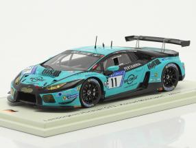 Lamborghini Huracan GT3 #11 24h Nürburgring 2017 Konrad Motorsport 1:43 Spark