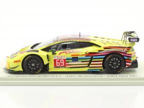 Lamborghini Huracan GT3 #69 24h Spa 2016 ARC Bratislava