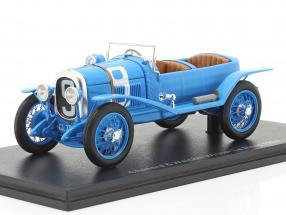 Chenard & Walcker Sport #9 Winner 24h LeMans 1923 Lagache, Leonard 1:43 Spark