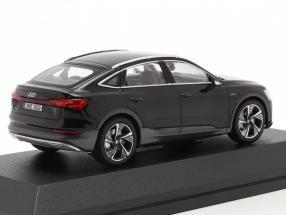 Audi e-tron Sportback year 2020 black