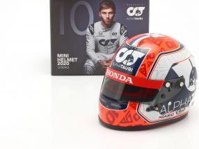 Pierre Gasly #10 Scuderia Alpha Tauri Honda formula 1 2020 helmet 1:2 Arai