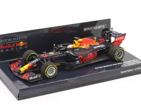 M. Verstappen Red Bull Racing RB16 #33 Launch Spec Formel 1 2020