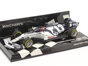 Daniil Kvyat Alpha Tauri AT01 #26 Launch Spec Formel 1 2020 1:43 Minichamps