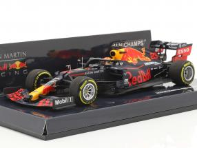 A. Albon Red Bull Racing RB16 #23 Launch Spec Formel 1 2020 1:43 Minichamps