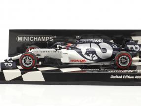 Daniil Kvyat Alpha Tauri AT01 #26 Österreich GP Formel 1 2020