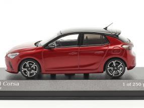 Opel Corsa E Baujahr 2019 rot metallic