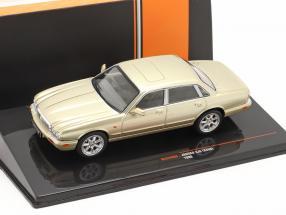 Jaguar XJ8 (X308) year 1998 gold metallic 1:43 Ixo
