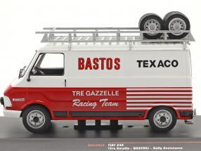 Fiat 242 Van Rallye Assistance Tre Gazzelle Racing Team