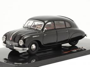 Tatra T600 Tatraplan year 1950 black 1:43 Ixo
