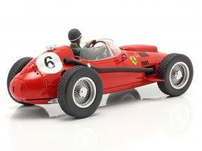 Set: Ferrari Dino 246 #6 Weltmeister F1 1958 mit Fahrerfigur