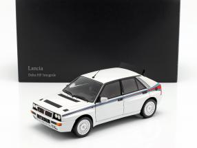 Lancia Delta HF Integrale 5 year 1991 white / Martini paintwork 1:18 Kyosho / 2nd choice