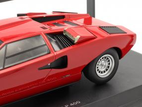 Lamborghini Countach LP400 year 1974-1978 red 1:18 Kyosho / 2nd choice